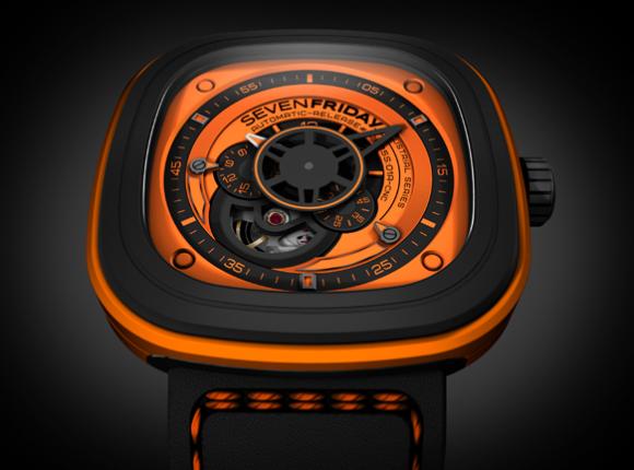 P1 Industrial Essence Watch