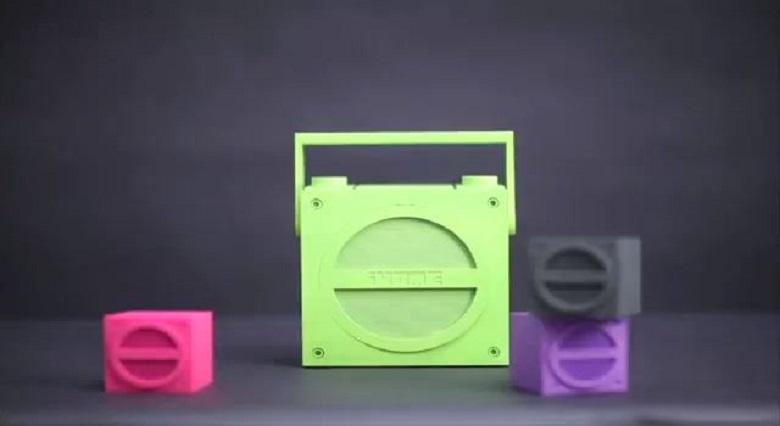GOgroove Portable Stereo Speaker System