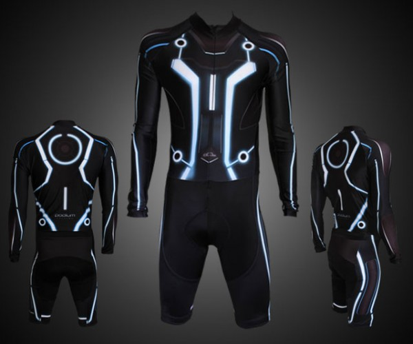 Tron Cycling Jersey