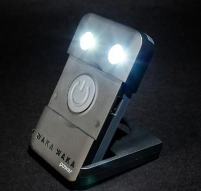 Solar Powered Lamp & Charger