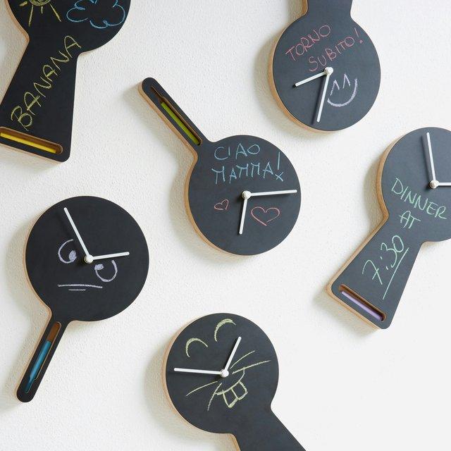 Tablita Wall Clock by Diamantini & Domeniconi