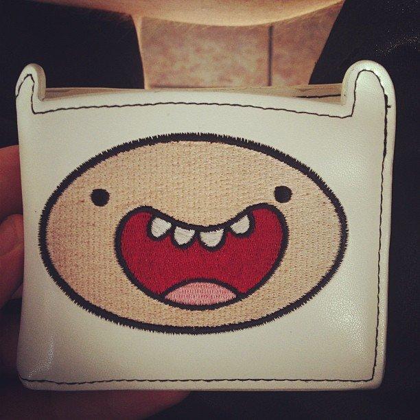 Adventure Time Finn Bi-Fold Wallet