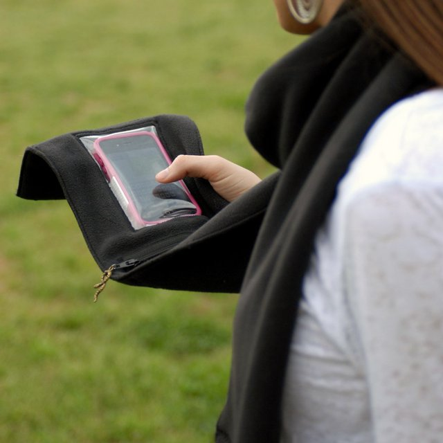 iPhone Scarf