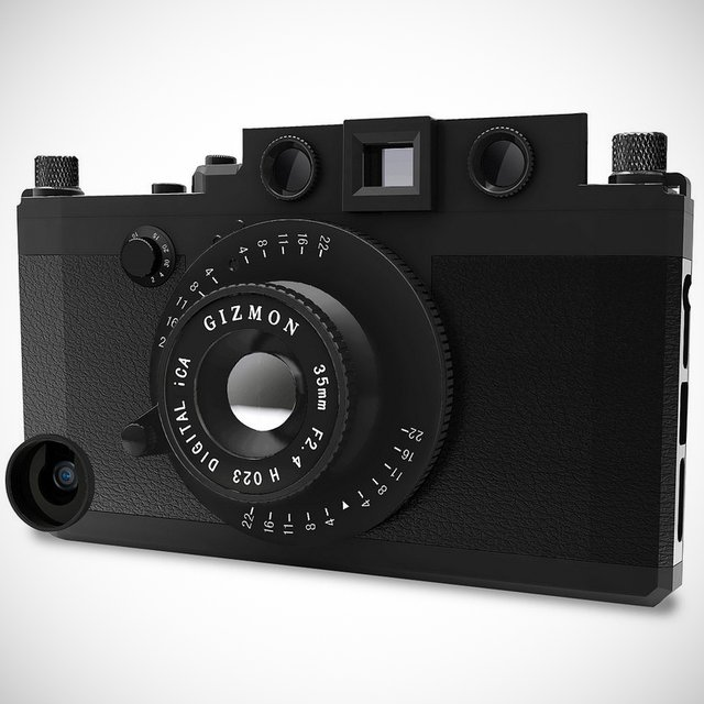 Gizmon iCA iPhone 5 Camera Case