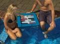 Floating Mult-Game Gameboard