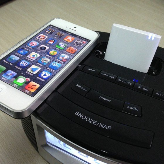 Bluetooth Adapter for Speaker Dock