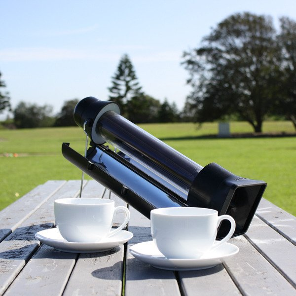 Sunrocket Solar Kettle