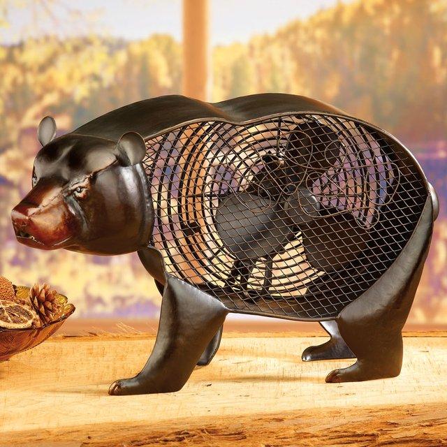 Black Bear Fan