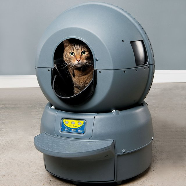 Litter-Robot Self-Cleaning Litter Box