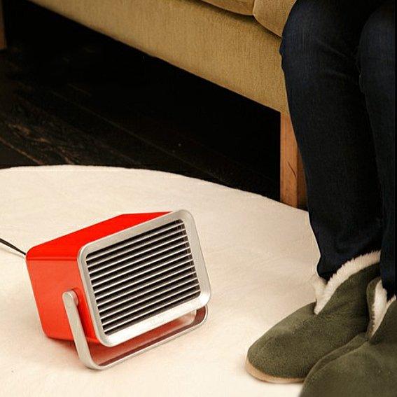 Bruno Bucket Heater Fan