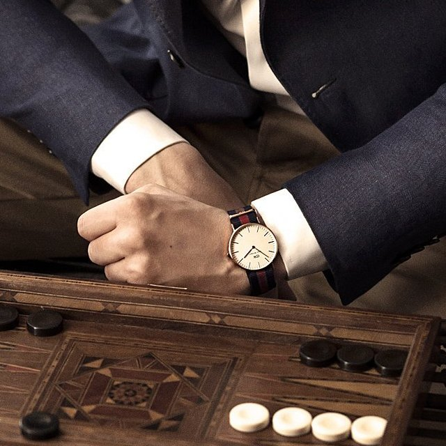 Classic Oxford Watch by Daniel Wellington