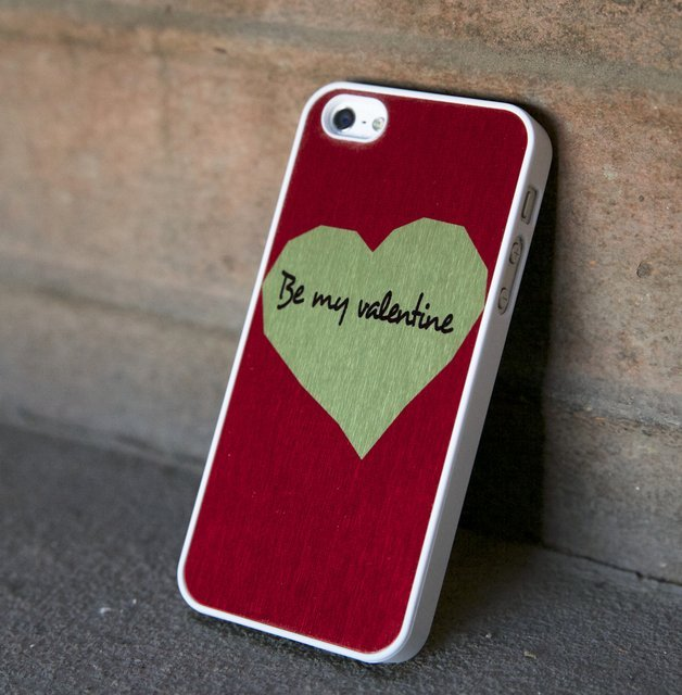 Be My Valentine Case For iPhone 5/5S by BlissfulCASE