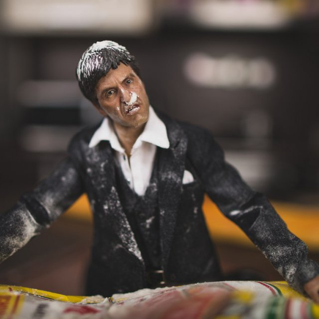 Scarface Action Figure