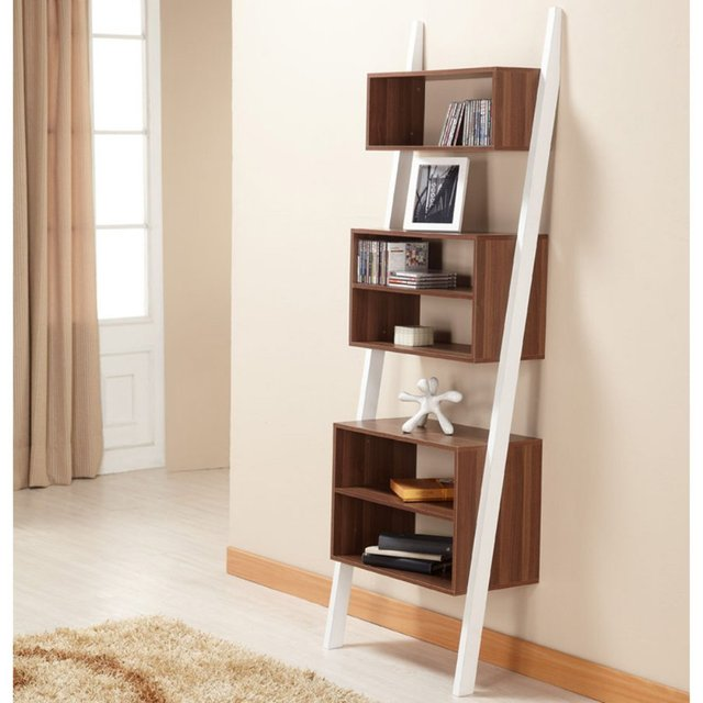 Leaning Tower Bookcase