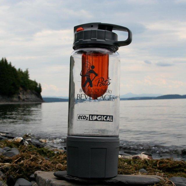 Carbonator Bottle