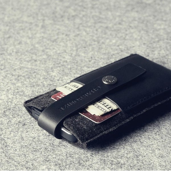 Leather Case for iPhone 5/4S/4