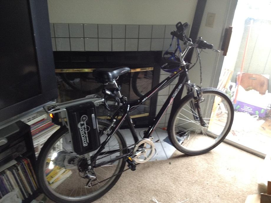 Currie Technologies Bike Power Kit