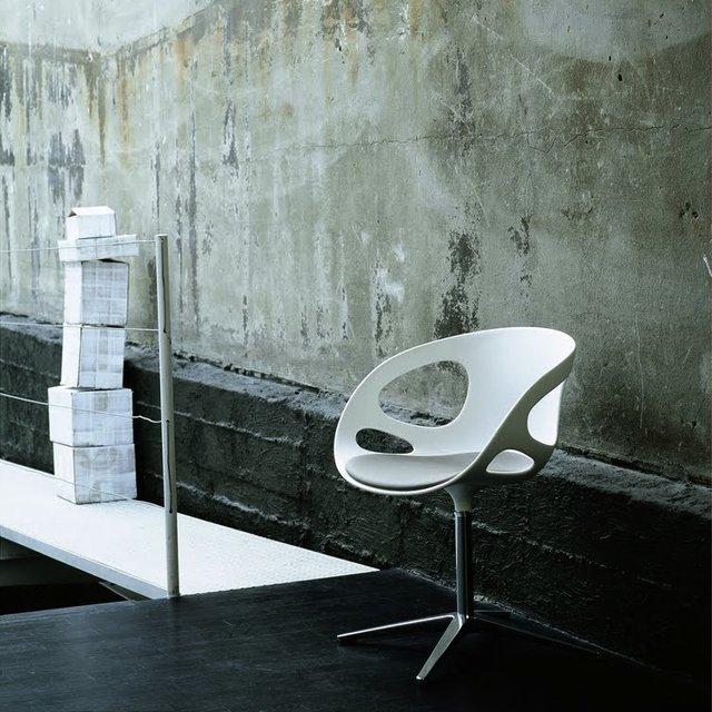 Fritz Hansen Rin HK10 Modern Armchair by Hiromichi Konno