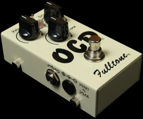 Fulltone OCD Overdrive Guitar Effects Pedal