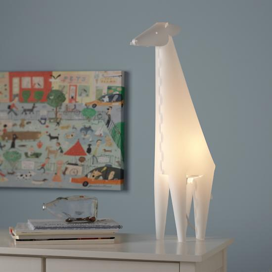 Giraffe Lamp Nightlight