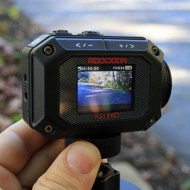 JVC ADIXXION Cam 2 Action Camera