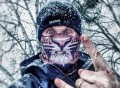 Leopard Ski Mask by Beardo