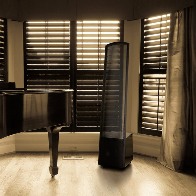Martin Logan Montis Floorstanding ESL Speakers