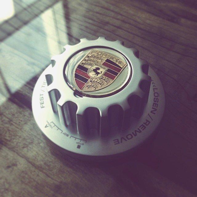 Porsche Bottle Opener