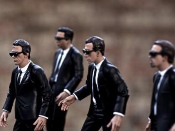 Reservoir Dogs Action Figures