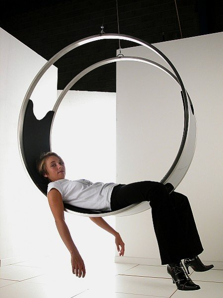 Ring Hanging Chair