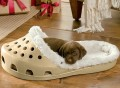 Sasquatch Shoe Pet Bed