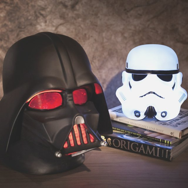 Star Wars Darth Vader Mood Light