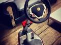 Thrustmaster Ferrari Wireless Gt F430 Scuderia Edition Cockpit