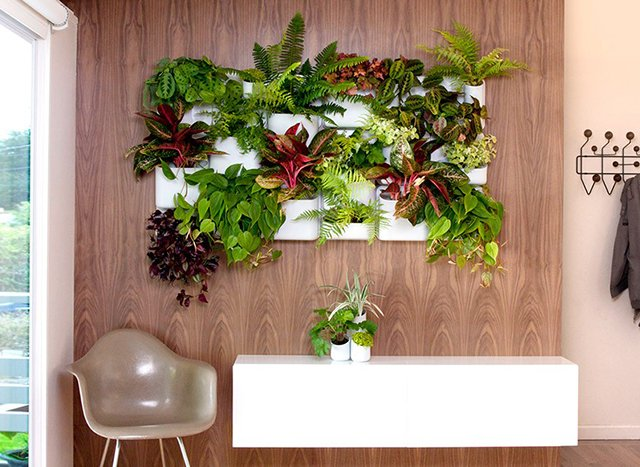 Urbio Vertical Wall Planters