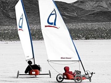 WindChaser Land Sailor