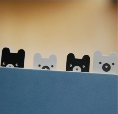 Bookmark Bear Tabs