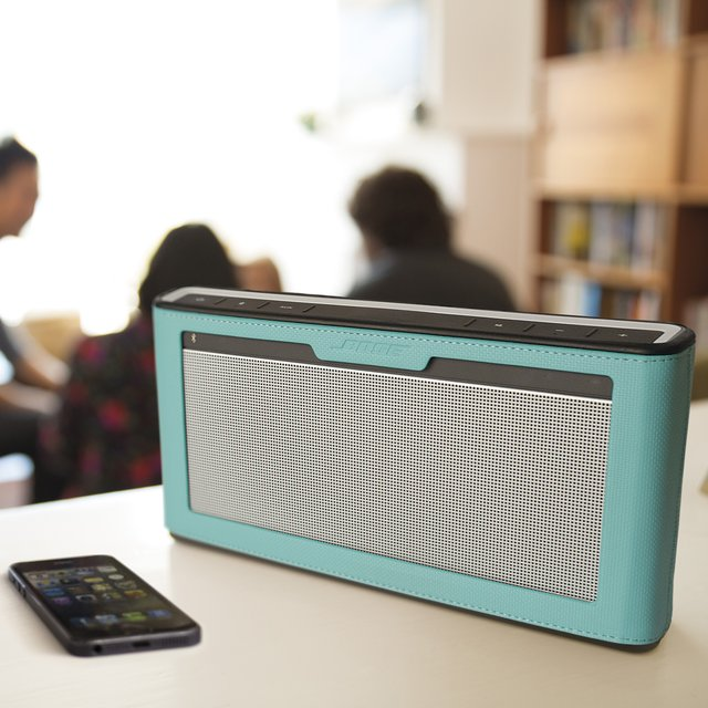 Bose SoundLink III Bluetooth Speaker Cover