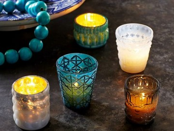 Cassidy Votive Cups
