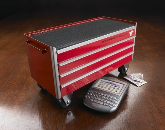 Desktop Miniature Toolbox