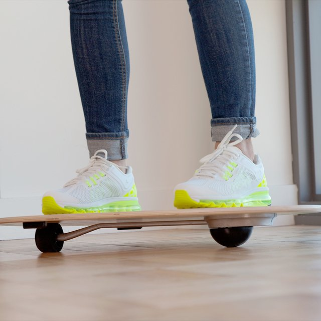Quirky Balance Board: Drift Balance Board » Petagadget
