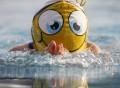 Fish Swim Cap