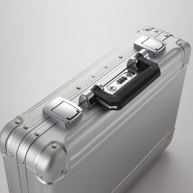 Geo Aluminum Attache by Zero Halliburton