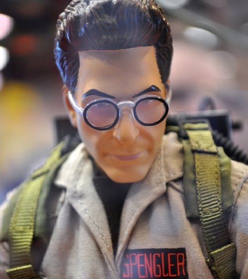 Ghostbusters Egon Spengler Action Figure