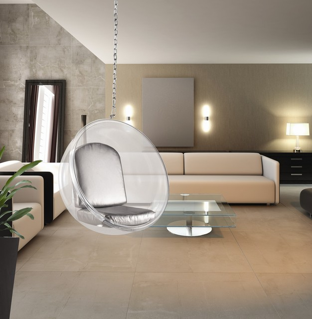 Hanging Bubble Ball Chair by Aarnio