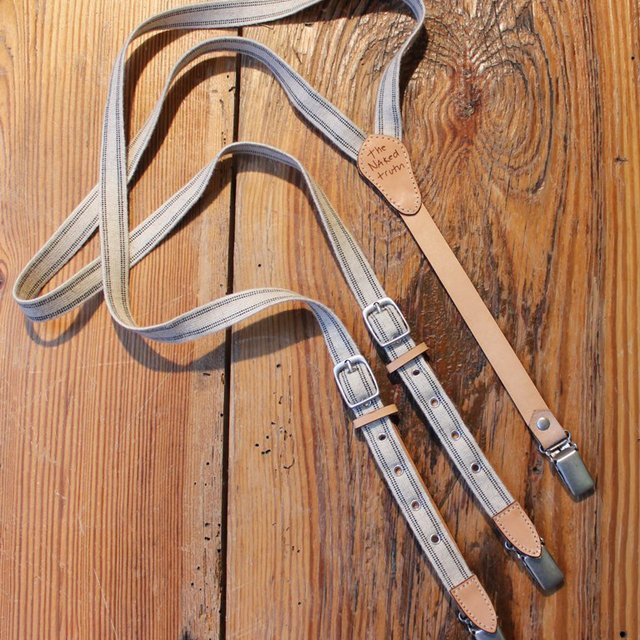 Hirstsson Suspenders by Nudie Jeans Co.