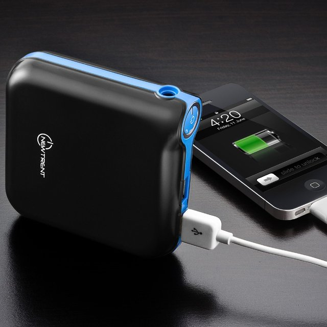 iCarrier Dual USB 5V/3A Charger