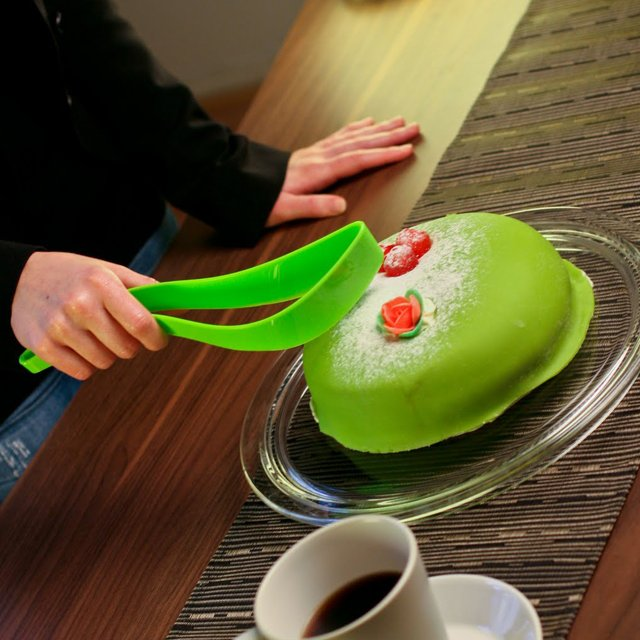 Magisso Color Cake Server