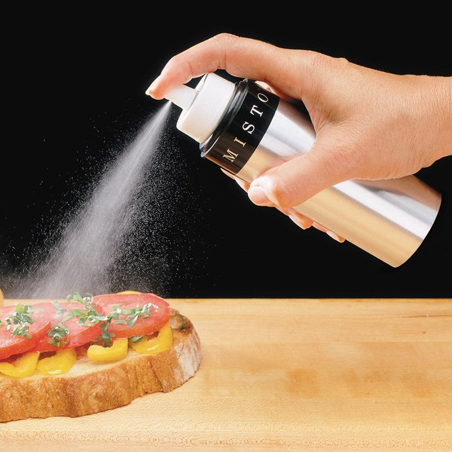 Misto Brushed Aluminum Olive Oil Sprayer