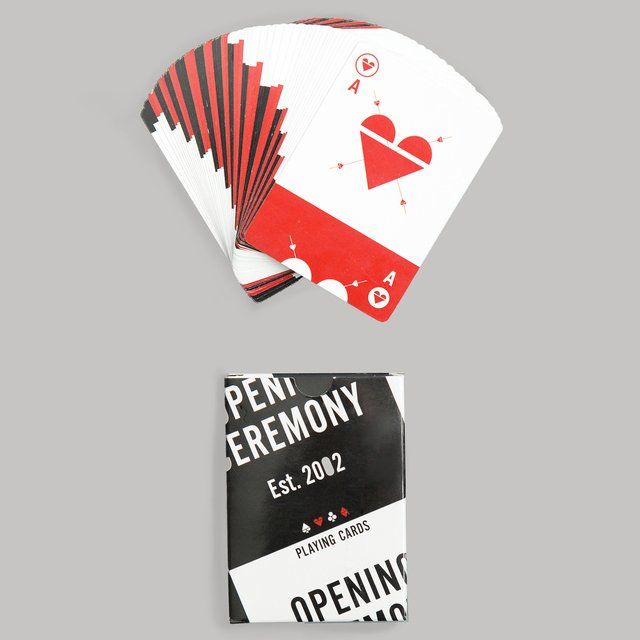 Opening Ceremony Playing Cards