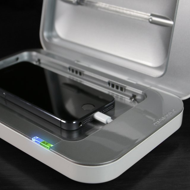 PhoneSoap Cell Phone Charger and UV Sa